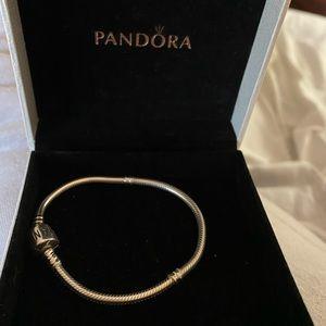 Like new Pandora bracelet